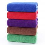 Xiaoxuan 250gsm30*70 Fine Fiber Towel Towel To Wipe Hands Absorbent Dry Hair Towel