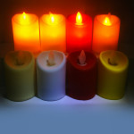 Electronic Swing Candle Dance  Light