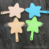 Five-pointed Star Plastic Make Up Mirror