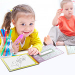 Children's Magical Water Painting Book