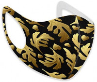 Mouth Masks for Dust Protection Anti Face Mask Washable Earloop Mask Peace Dove: Clothing