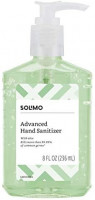 Brand - Solimo Hand Sanitizer with Vitamin E and Aloe, 8 Fl Oz (Pack of 1): Health & Personal Care