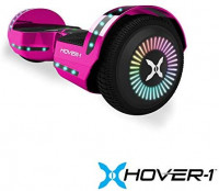 Hover-1 Chrome 2.0 Hoverboard Electric Scooter : Sports & Outdoors