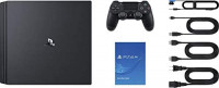 Sony PlayStation 4 Pro 1TB Console Bundle W / Marvel's Spider-Man: Game of The Year Edition | Blu-ray Disc Player | Wi-Fi | AMD Processor | HDMI Cable: Computers & Accessories