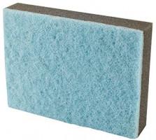 Casabella Flex Neck Tub-n-Tile Scrubber, Graphite/Aqua: Home & Kitchen
