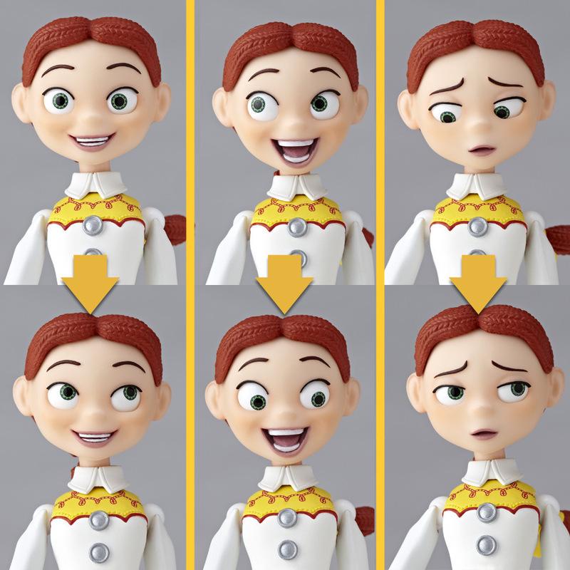 Do-it-yourself Yamaguchi Toy Story Jesse Trice