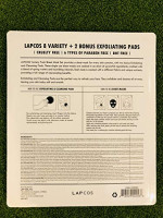 LAPCOS Sheet Masks Variety Set 8 Masks + 2 Bonus Exfoliating Pads - Honey Pearl Aloe Aqua Collagen Charcoal Milk Face Masks Variety Set Korean Beauty Salon : Beauty