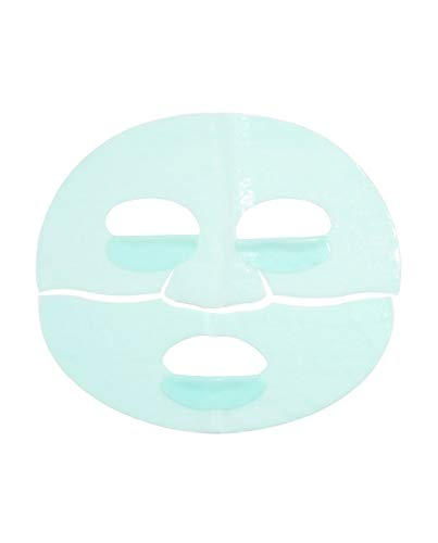 Tula Skincare Major Glow Cooling & Brightening Face Mask! Hydrogel Sheet Mask Infused With Probiotics & Superfoods! Improves The Appearance Of Your Skin Tone, Texture & Hydration Levels! : Beauty