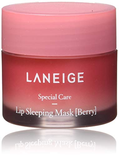 LANEIGE LIP SLEEPING MASK Berry 20g / Lip Sleeping Pack / Lip Treatment (Packaging may vary) : Beauty