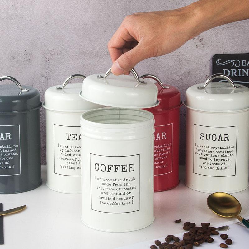 Kitchen Cans Milk/Powder Cans