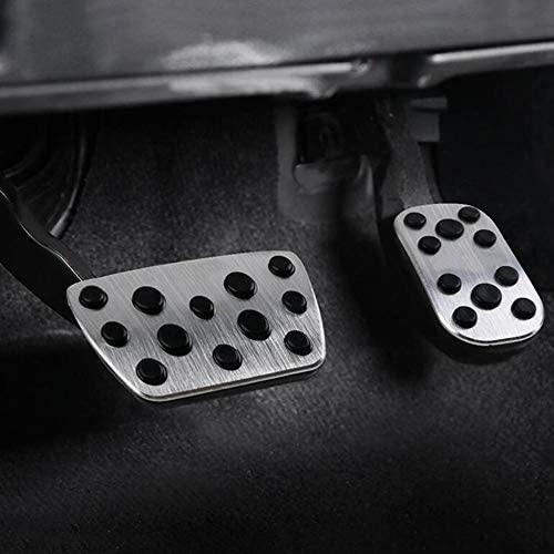 ADLJZM Anti-Skid car Pedal Accelerator Pedal Car Pedal Cover,for Toyota Land Cruiser Prado 150 2010-2016 2017 2018 2019: Home & Kitchen