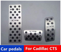 WQSNUB Accelerator Pedal Brake Pedal Footrest Pedal Car Pedals,for Cadillac CTS: Home & Kitchen