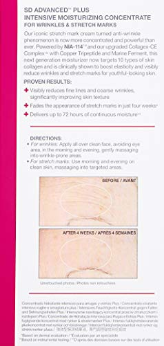 StriVectin SD Advanced Plus Intensive Moisturizing Concentrate, 2 Fl Oz: Premium Beauty