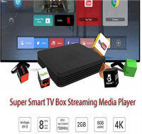 #1 Recommended Big World Super Smart Android 10.0 TV Box Streaming Device Resolution:4K HD - HDR Streaming Media Player, Easy Remote, Premium HDMI Cable Released 2020 Better Than Any TV Box.: Electronics