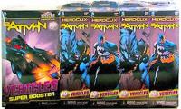 Neca Wizkids Heroclix DC - Batman Brick 9 Boosters (8 Boosters, 1 Superbooster): Toys & Games