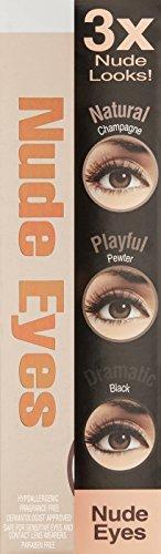 Physicians Formula Shimmer Strips Custom Eye Enhancing Eyeliner Trio Universal Looks Collection, Nude Eyes: Beauty