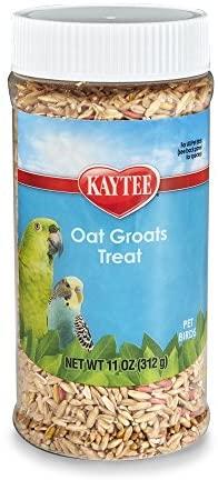 Kaytee Oat Groats Bird Treat : Pet Food : Pet Supplies