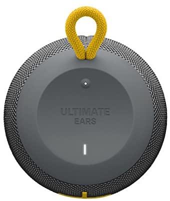Ultimate Ears WONDERBOOM Portable Waterproof Bluetooth Speaker - Stone Grey