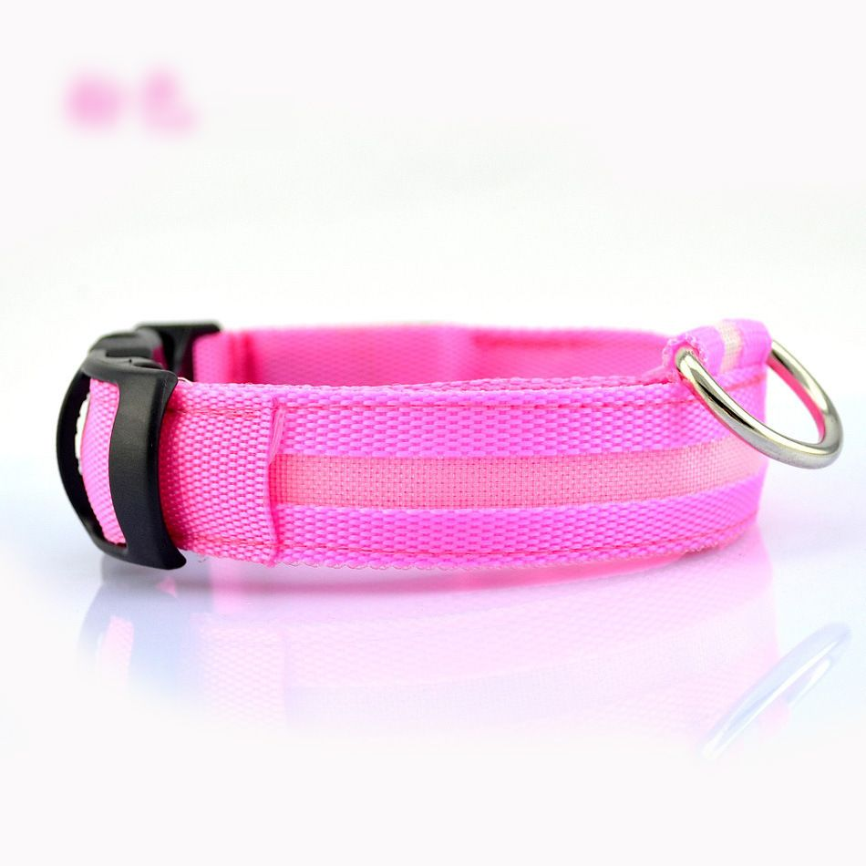 Rechargeable Waterproof Durable Pet Collar