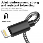 USB 2.0Charger and Data Transfer Lightning Cable