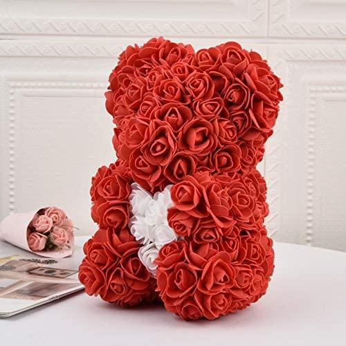 Rose Bear - Rose Teddy Bear -Over 250+ Flowers on Every ...