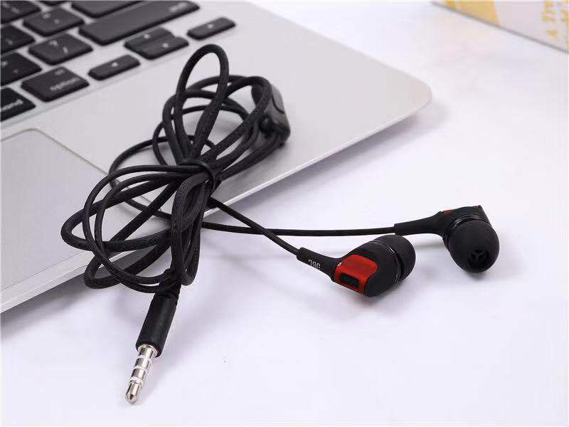 Private Mode In-ear Headphones For JBL Line Control Stereo Bass Headphones