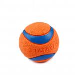 Molar Rubber Dog Toy Ball