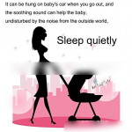 Audio Baby Device with up to 1,000 ft of Range, Vibrating Sound-Alert, Talk Back Intercom & Night Light Loop