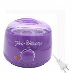 Purple Beauty Wax Therapy Instrument Heater Hair Removal Wax Bean Machine Barnacle Wax Machine 100W High Power
