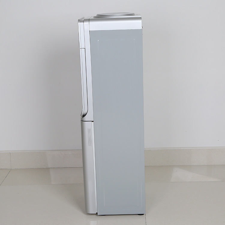 Durable Stainless Steel Cabinet, Bottom Loading Vertical Water Cooler Dispenser