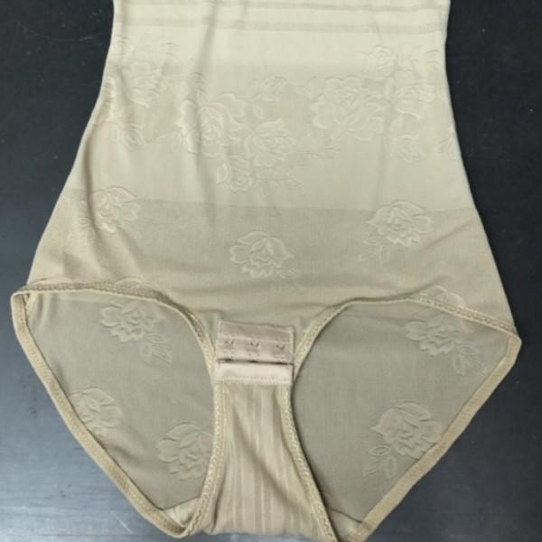 Four Seasons Ultra-thin One-piece Body Shaping Abdomen Waist Waist Fat Burning Slimming Body Beauty Corset Underwear