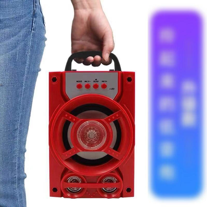 Portable Bluetooth High Power Square Speaker