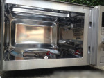 20L Stainless Steel Microwave Oven Without Barbecue