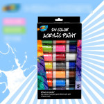 Non-Toxic Acrylic Paint Set