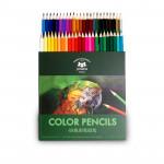 Bright Coloring Pencils