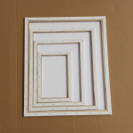 Oil Painting Frame Processing  Thick Cotton Canvas 30*40 Oil Painting Frame Art Painting Frame