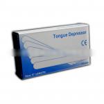 Disposable Wood Tongue Depressor
