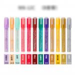12 Permanent Nontoxic Acrylic Paint Markers