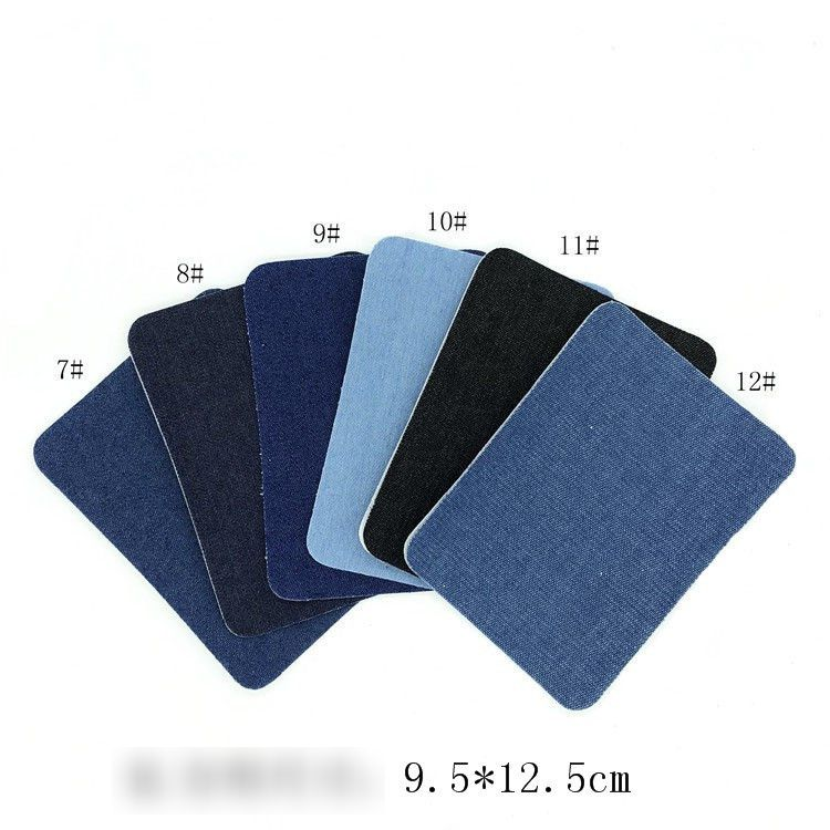 Cotton Jeans Patches Repair Kit