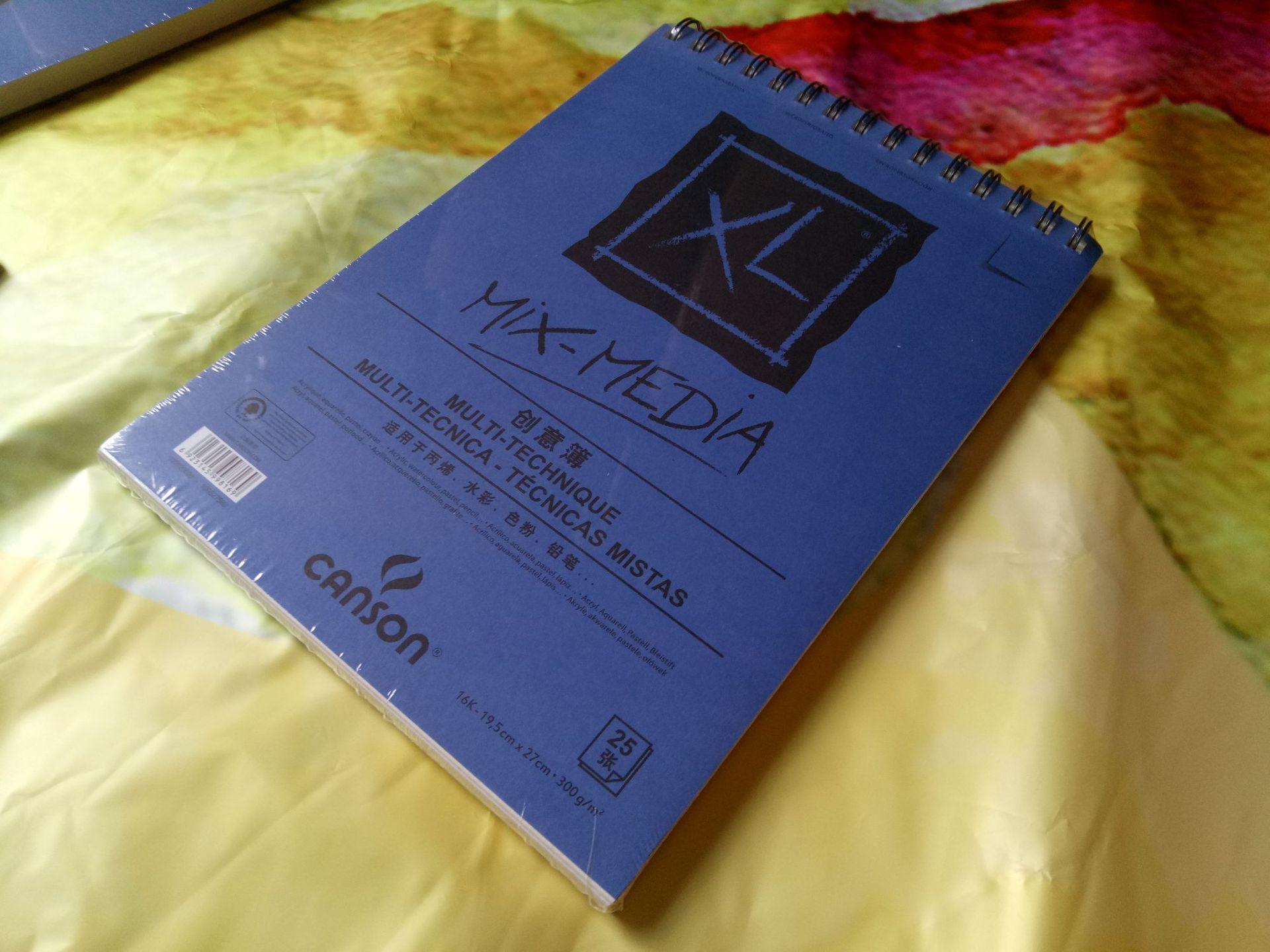 XL Watercolor Skecth Book