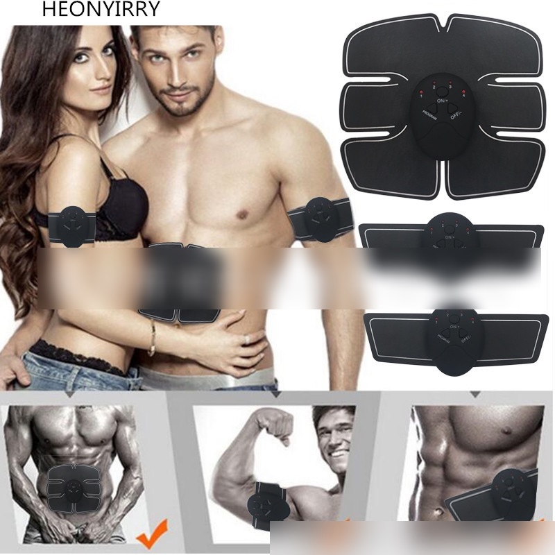 3 in 1 USB Chargeable Abdominal Muscle Trainer