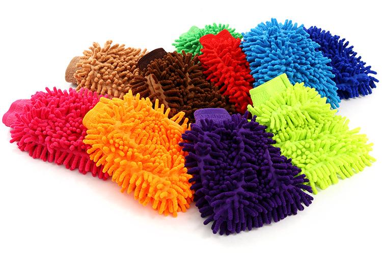 Microfiber Car Wash Gloves