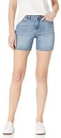 "LEE Women's Regular Fit 5"" Denim Short at Women's Clothing store"