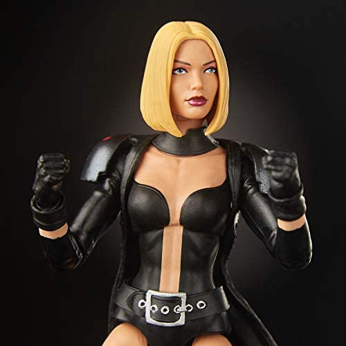 Marvel Legends Infinite 6 Inch Action Figure Exclusive - Emma Frost Black Outfit: Toys & Games