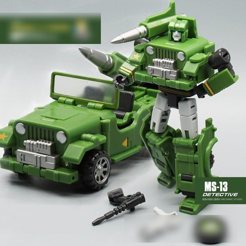 Deformation Toy MFOT Pioneer Series MOS-13