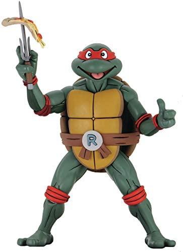Teenage Mutant Ninja Turtles Quarter Scale Raphael Action Figure [Cartoon]: Toys & Games