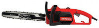 CRAFTSMAN Electric Chainsaw, 16-Inch, 12-Amp (CMECS600), REd : Garden & Outdoor