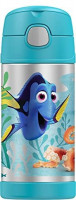 Thermos Funtainer 12 Ounce Bottle, Finding Dory: Kitchen & Dining