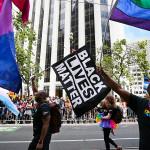 Polyester BLACK LIVES MATTER Flag