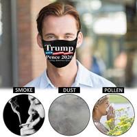 Trump Face macks | Safety Reusable & Washable Anti Dust Mouth Fashion Balaclava Cover | Breathable Bandana | Men Women Outdoor Indoor: Clothing